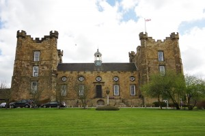 2015 St Donan's Dinner held at Lumley Castle Near Durham