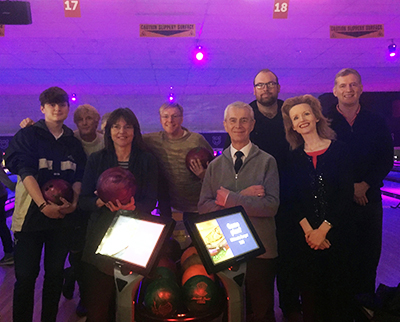 Clan Gunn Generations 2019: Ten Pin Bowling